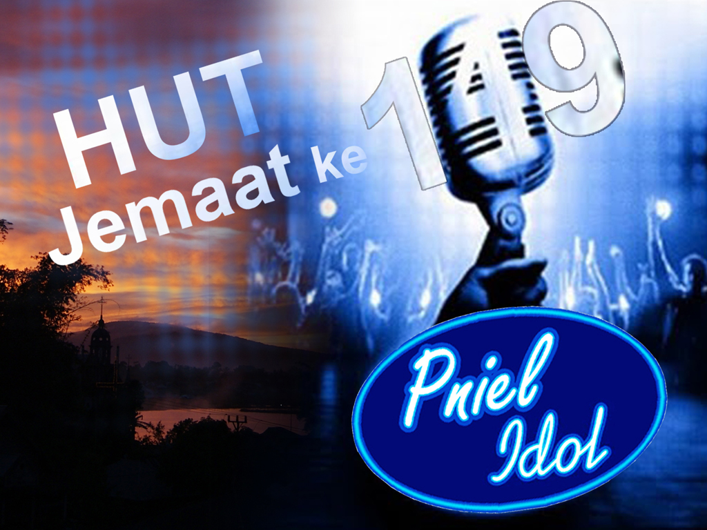 Pniel Idol (Adaptasi Logo American Idol)