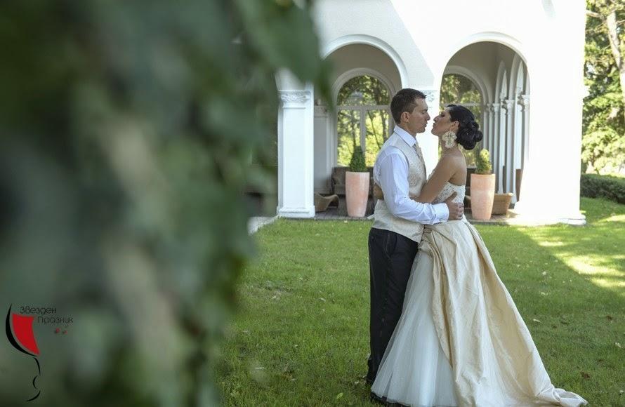 Фотосесия на Младоженци