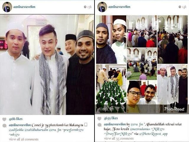 Cecah 116,497, Isu #mh370 Tak Jejas Page Kami Sokong Liyana Manan