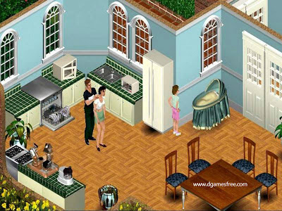 sims 2 online game no download