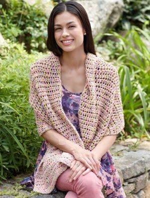 Crochet Shawl Patterns on Pinterest | 56 Pins