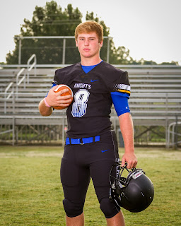 Montgomery Catholic Sophomore Named Private School Player of the Week by Montgomery Quarterback Club 1