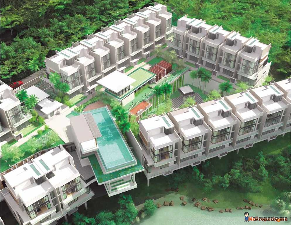 Prima Villa Taman Desa For Rent