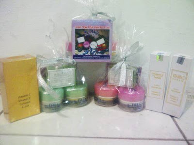Jual A-DHA Beauty Care Hijau Murah
