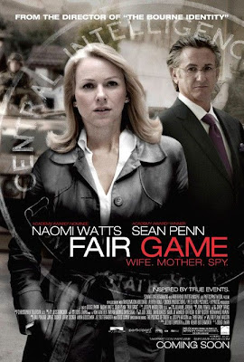 Watch Fair Game 2010 BRRip Hollywood Movie Online | Fair Game 2010 Hollywood Movie Poster