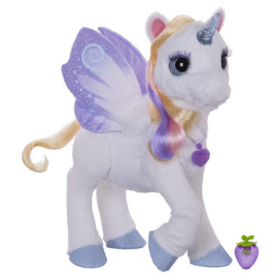 TOYS : JUGUETES - FurReal Friends StarLily | Mi Unicornio Mágico | My Magical Unicorn Producto Oficial 2015 | Hasbro B0450 | A partir de 4 años Comprar en Amazon España & buy Amazon USA