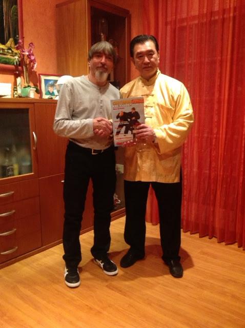 Jie-Gao Pedro Rico, Grand Master Doc Fai Wong, artículo