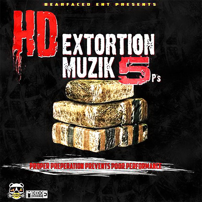HD - Extortion Muzik 5 (2015)