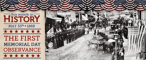 http://blog.fold3.com/may-30-1868-first-official-memorial-day-observance/