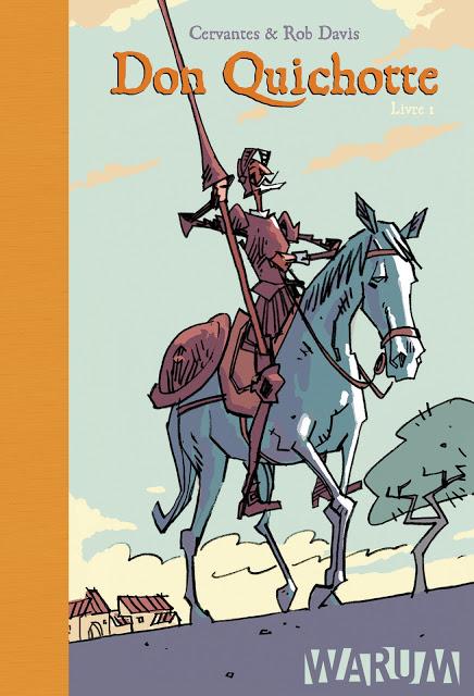 Don Quichotte 1 et 2 - Rob Davis et Anatole Pons