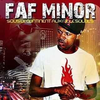 Faf Minor - Sous Le Continent Aux Mille Soleils feat. Eved (2015)