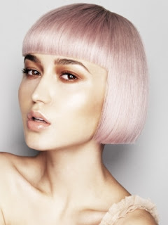 Glam Hair Color 2012