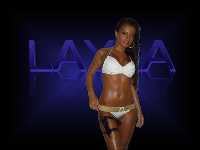 Layla Kayleigh Hot Bikini Wallpaper