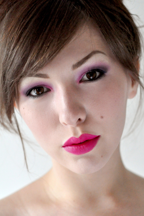 Pink Bridal Makeup New Looks Pink Bridal Makeup Style