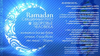 Рамадан. Священный пост и здоровье человека