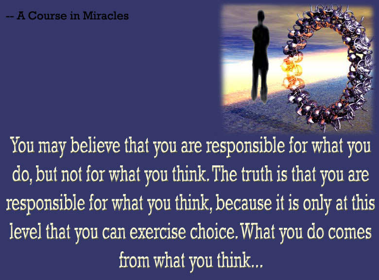Being Responsible Quot...