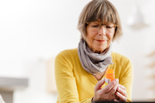 Non-adherence in patients with prescription medications