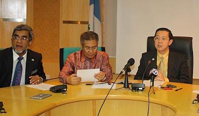Pengundi bertambah 32 ribu di Pulau Pinang