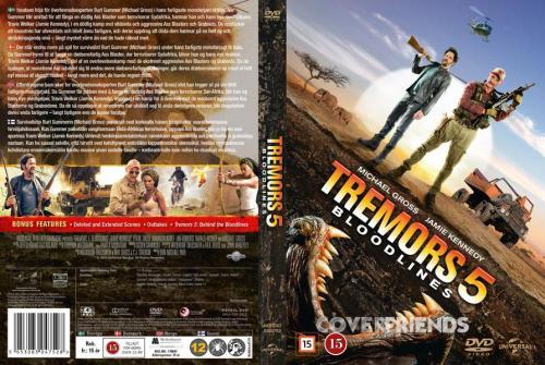Download O Ataque Dos Vermes Malditos 5 BDRip XviD Dual Áudio Tremors 5   Bloodlines nordic retail dvd   Copy
