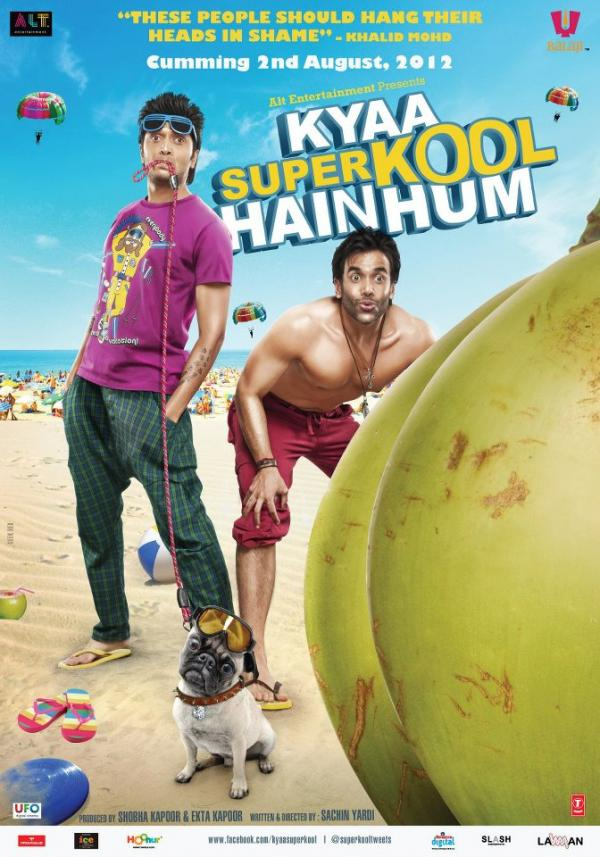 Kyaa Super Kool Hain Hum Music Review