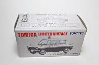 Tomica Limited Vintage - Mazda Carol 360