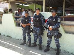 Segurança de autoridades