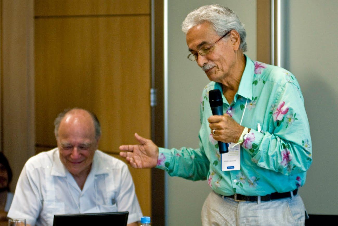 Clóvis Cavalcanti eleito presidente da ISEE - jan 2016