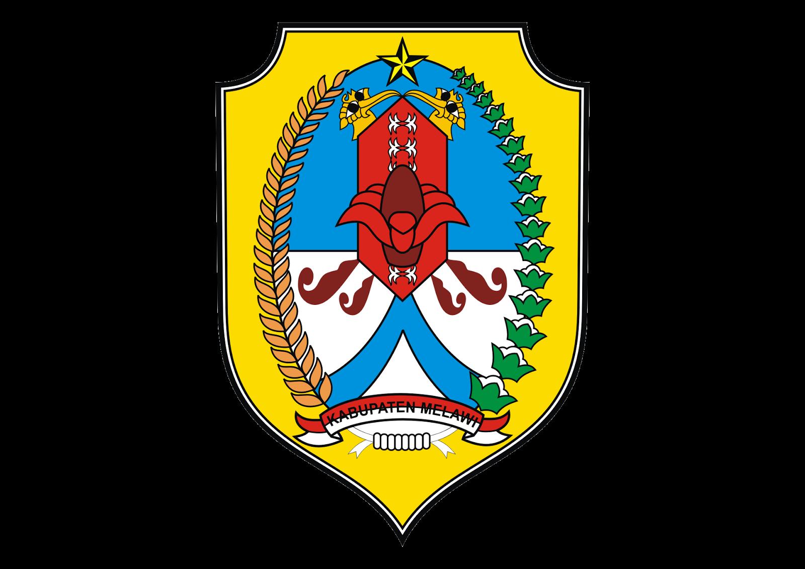 Logo Kabupaten Melawi Vector download