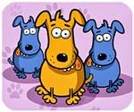 Cuộc chiến của những chú chó, game van phong
