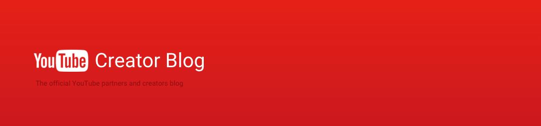 YouTube Creator Blog [RU]