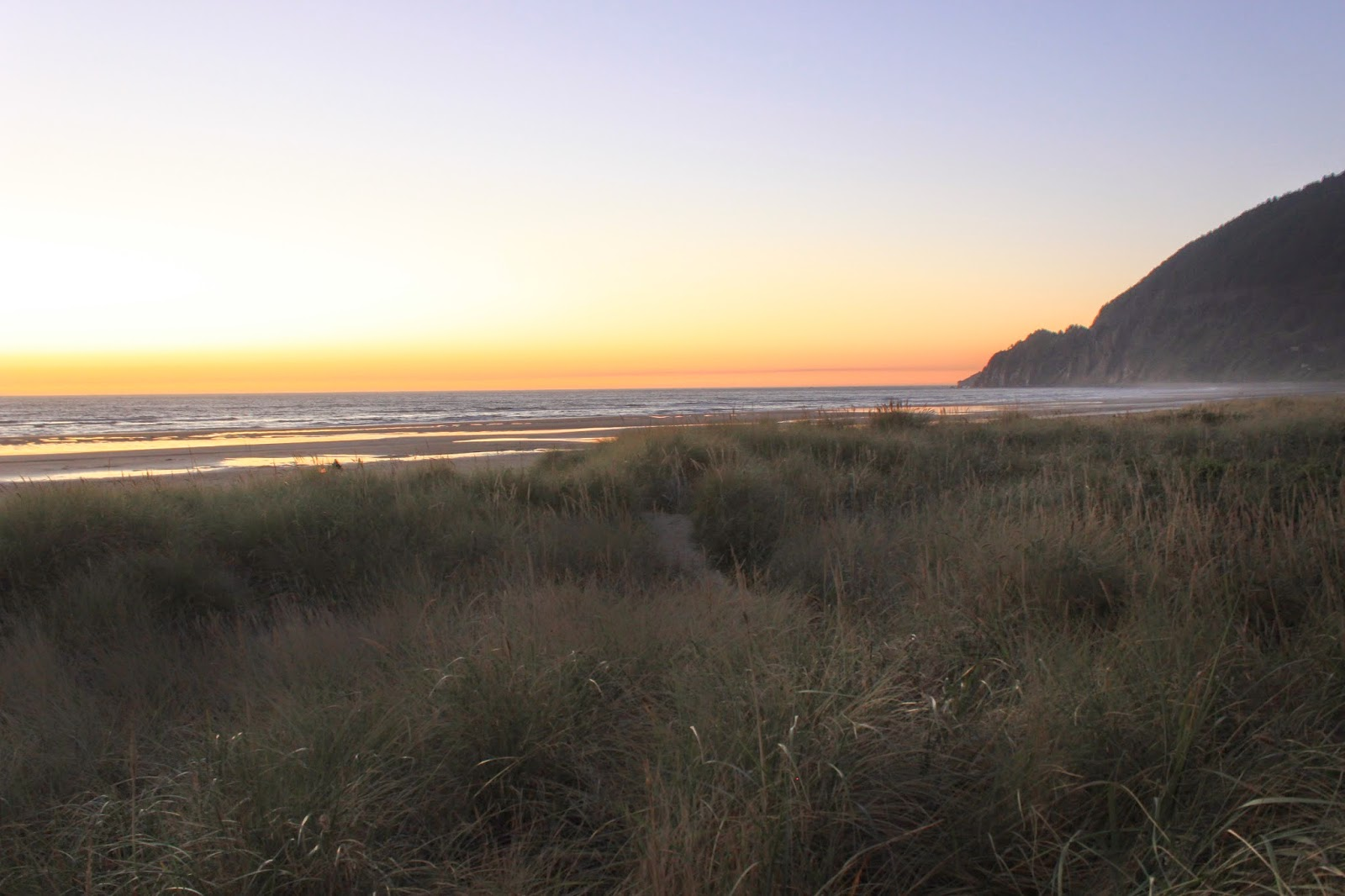 in the pink green exploring oregon n summer in manzanita we actually camped while we were in manzanita which worked out really well the campground we stayed at was primarily rvs but it was really close to the