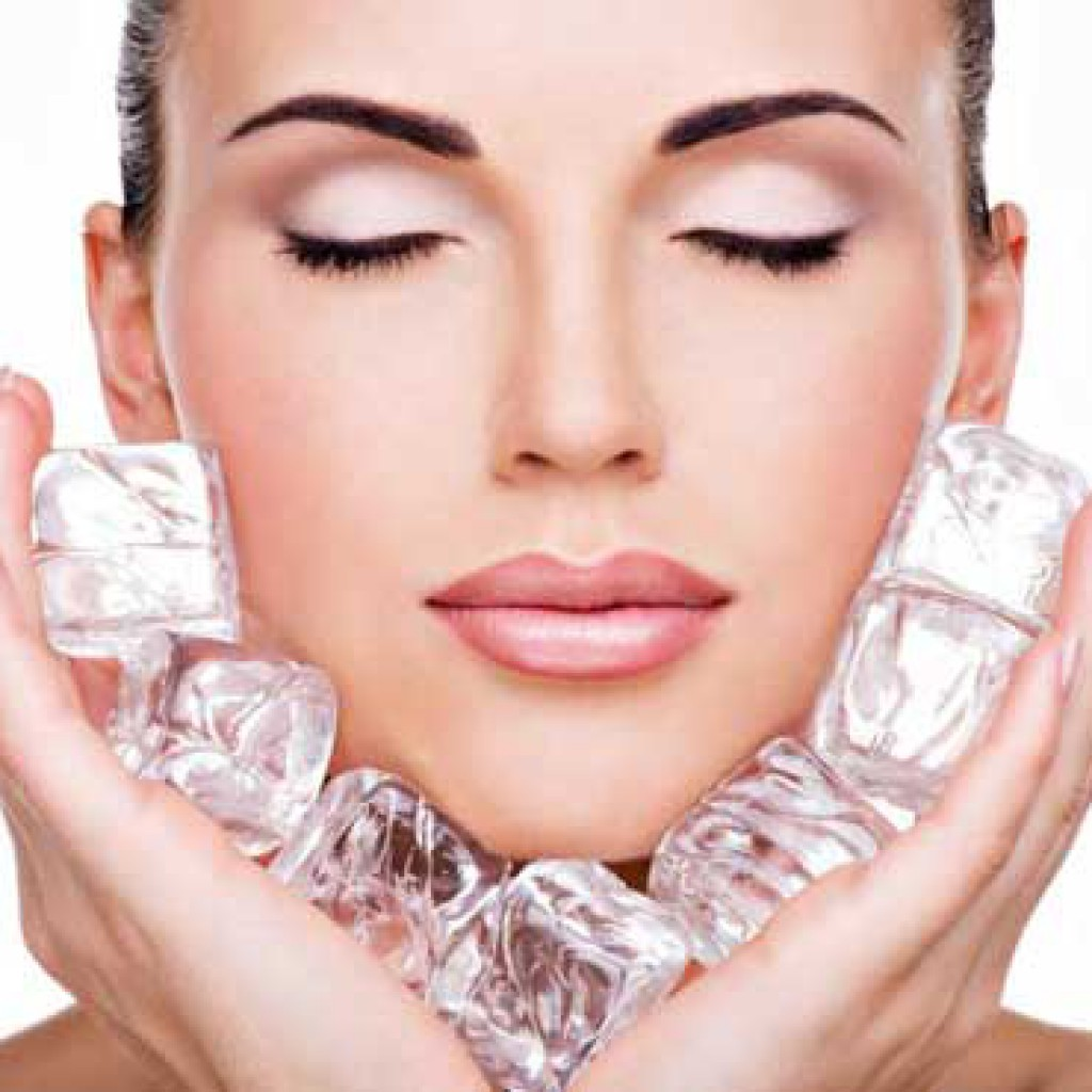 tiga nol dua lima khasiat menakjubkan es batu untuk kulit