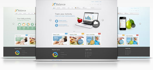 Balance - Premium WordPress Theme Free Download by YOOtheme.