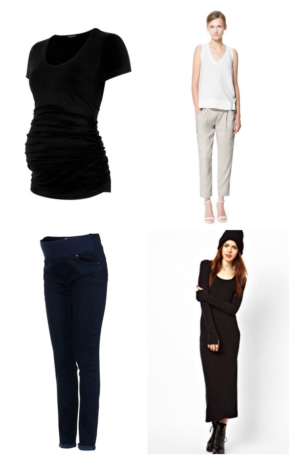 A Chi Chi Affair: My Pregnancy essentials : Clothes