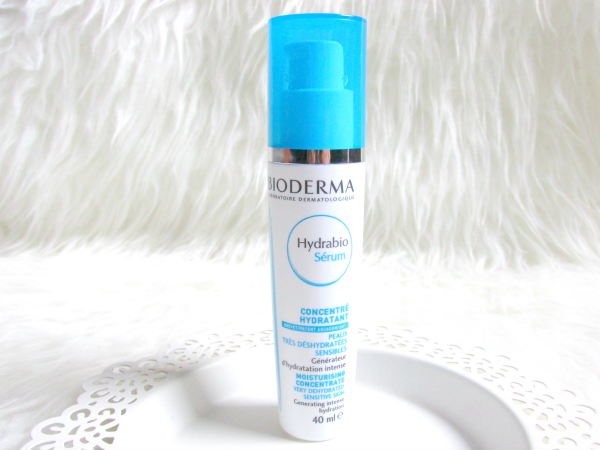 Bioderma Hydrabio Serum - 40ml - ca. 18 Euro