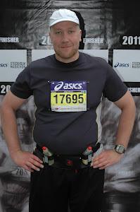 Stockholm maraton 2011