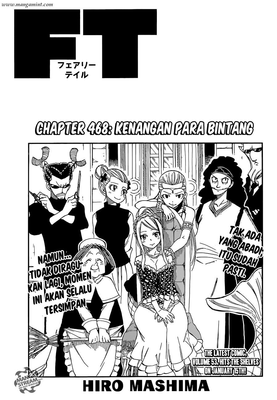 Dilarang COPAS - situs resmi www.mangacanblog.com - Komik fairy tail 468 - kenangan para bintang 469 Indonesia fairy tail 468 - kenangan para bintang Terbaru 1|Baca Manga Komik Indonesia|Mangacan
