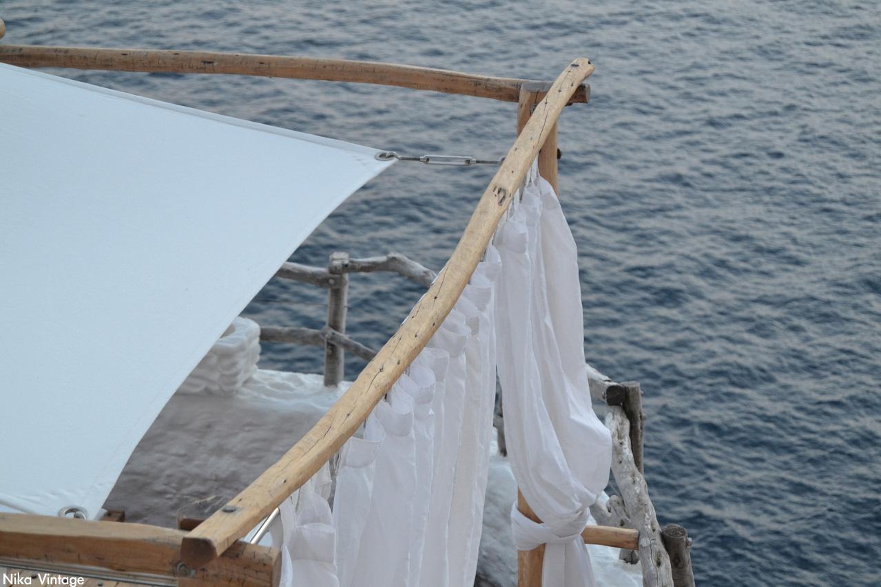 Menorca, cama balinesa, vistas, Cova d'en Xoroi, Cueva, Xoroi, Cala´n Porter, chill out