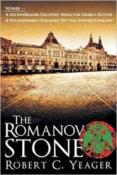 The Romanov Stone cover