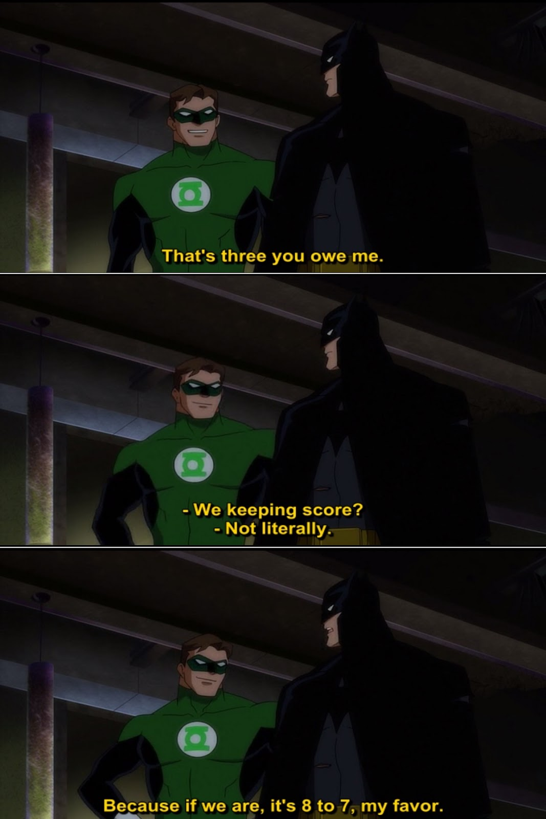 Justice League Doom Movie Quote-1