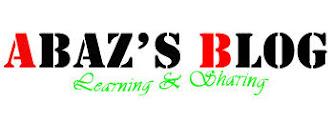 AbazHID's Blog