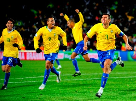 Brasil vs Serbia
