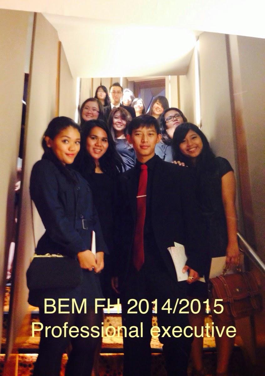 BEM Fakultas Hukum Untar 2015