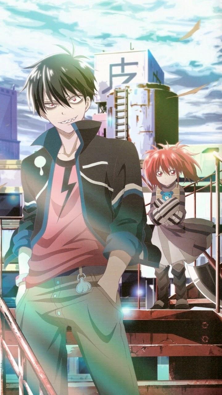 moonlight summoner u0026 39 s anime sekai  blood lad  u30d6 u30e9 u30c3 u30c9 u30e9 u30c3 u30c9  buraddo raddo