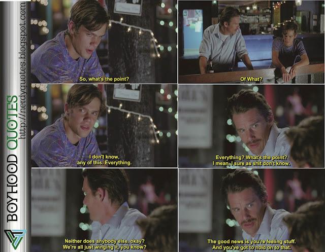 Boyhood Movie Quote-5