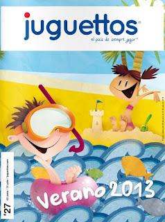 catalogo de juguettos verano 2013