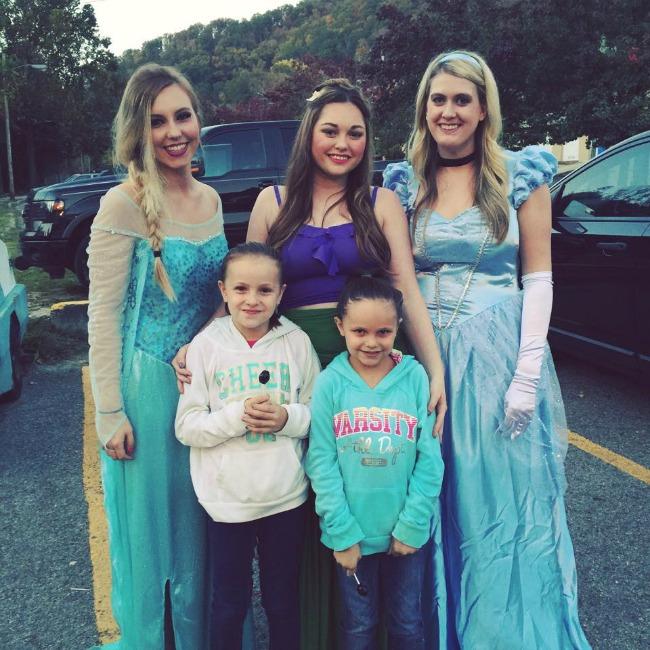 Adult Disney Princess Costume