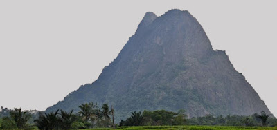 Wisata Alam Gunung Bongkok Purwakarta