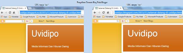 Gambar URL Blogger Dengan Dan Tanpa Kode NCR - Dipopedia