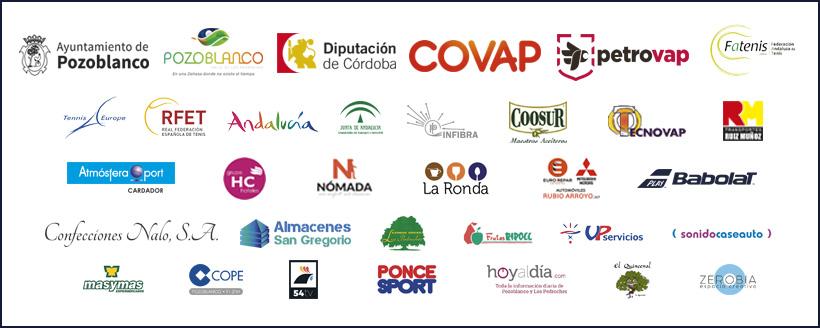 Organizadores, Patrocinadores y Colaboradores